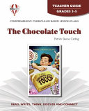 The Chocolate Touch Teacher Guide Book