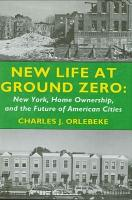 New Life at Ground Zero PDF