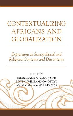 Contextualizing Africans and Globalization PDF
