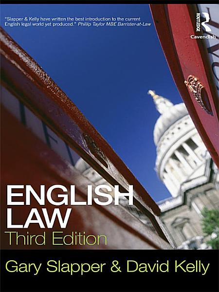 Download English Law Book