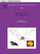 Chemometrics in Food Chemistry: Chapter 7. Multiway Methods