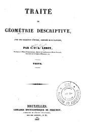 Traité de géometrie: Texte