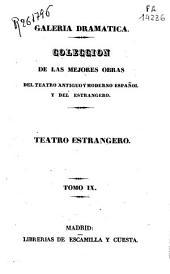 Un desafio: drama en tres actos y en prosa ...[y otras obras]