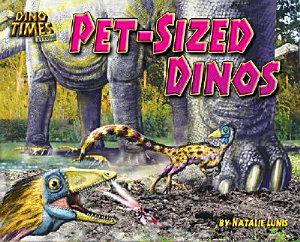 Pet Sized Dinos PDF