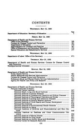 Departments of Labor  Health and Human Services  Education  and Related Agencies Appropriations for 1994 PDF