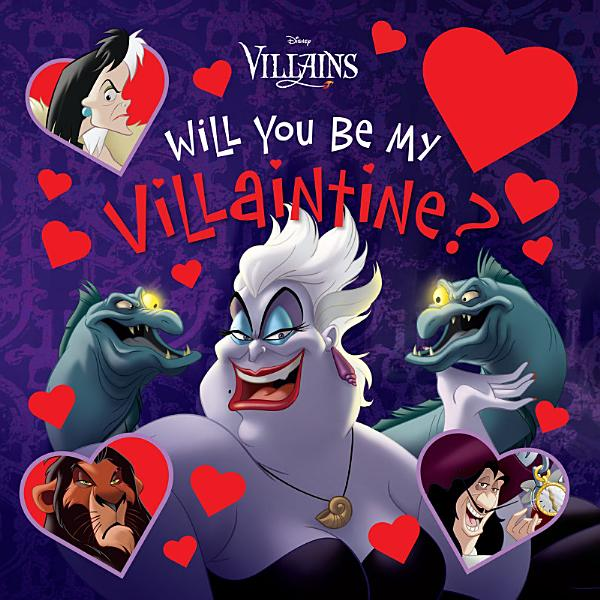 Download Will You Be My Villaintine  Book