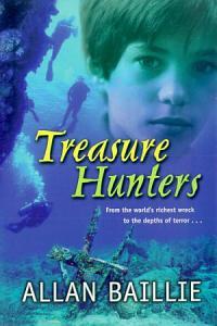 Treasure Hunters Book