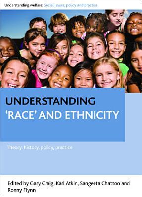 Understanding  race  and Ethnicity