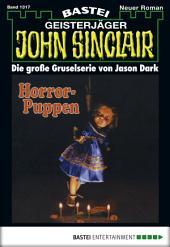 John Sinclair - Folge 1317: Horror-Puppen
