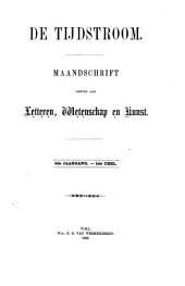 De tijdstroom: maandschrift gewijd aan wetenschap, letteren en kunst, Volume 5