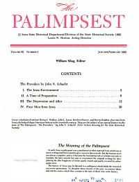 The Palimpsest PDF
