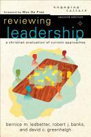 Reviewing Leadership  Engaging Culture  PDF