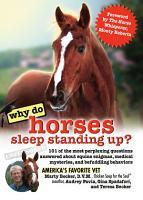 Why Do Horses Sleep Standing Up  PDF
