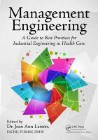 Management Engineering PDF