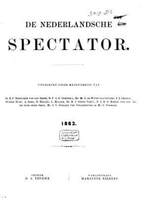 De Nederlandsche spectator PDF