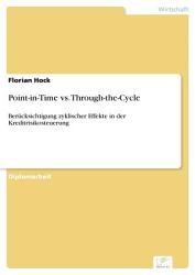 Point in Time vs  Through the Cycle PDF