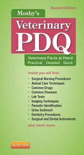 Mosby's Veterinary PDQ - E-Book: Edition 2