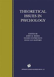 Theoretical Issues in Psychology PDF