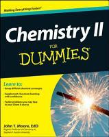 Chemistry II For Dummies PDF
