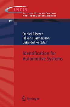 Identification for Automotive Systems PDF