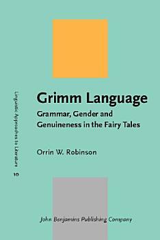 Grimm Language PDF