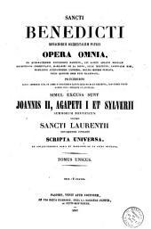 Patrologiae latina cursus completus ... series prima: Volume 66