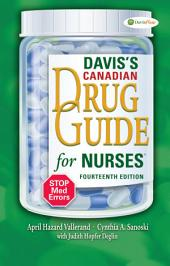 Davis's Canadian Drug Guide for Nurses®