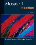 Mosaic 1 Reading PDF