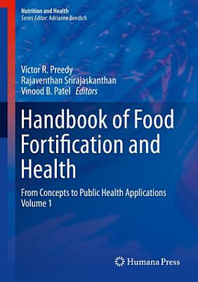 Handbook of Food Fortification and Health PDF