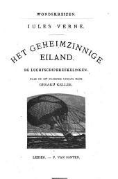 Het geheimzinnige eiland: Volume 1