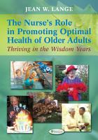 The Nurse s Role in Promoting Optimal Health of Older Adults PDF