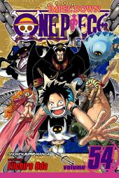 One Piece, Vol. 54: Unstoppable