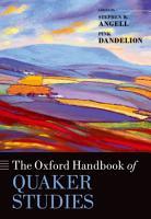 The Oxford Handbook of Quaker Studies PDF