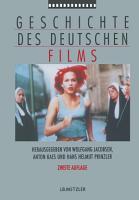 Geschichte des deutschen Films PDF