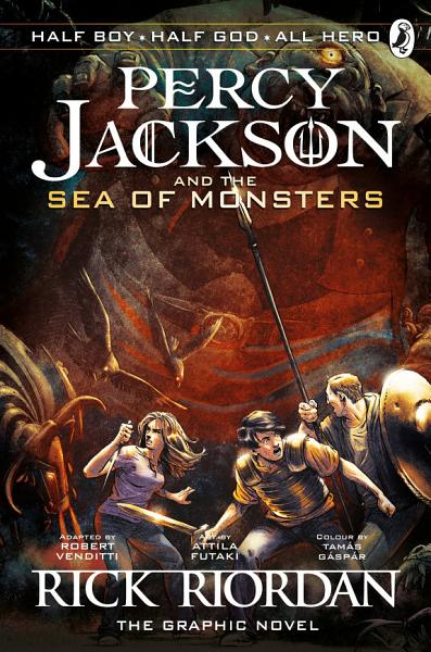 Percy Jackson and the Sea of Monsters  The Graphic Novel