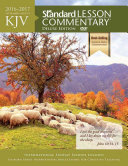 KJV Standard Lesson Commentary Book