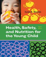 Health  Safety  and Nutrition for the Young Child PDF