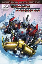 Transformers: More Than Meets the Eye #4