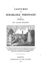 Lectures on India: Also, Descriptions of Remarkable Customs and Personages in Other Pagan and Mohammedan Countries, Volumes 1-8