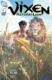 Vixen: Return of the Lion (2008-) #1