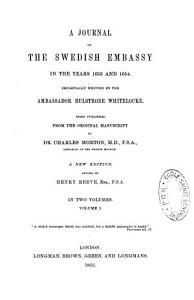 A Journal of the Swedish Embassy in the Years 1653 and 1654 PDF
