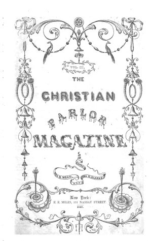 The Christian Parlor Magazine