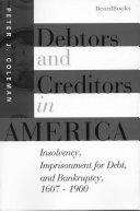 Debtors and Creditors in America