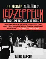 J  J  Jackson Remembers Led Zeppelin PDF
