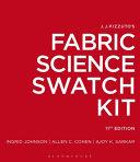 J J  Pizzuto S Fabric Science