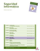 Seguridad del software (Seguridad informática )