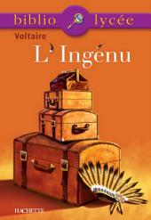 Bibliolycée - L'Ingénu, Voltaire