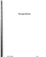 Hoosier National Forest  N F    Proposed Land and Resource Management Plan PDF