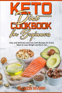 Keto Diet Cookbook for Beginners PDF