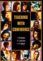 Teaching with Confidence PDF